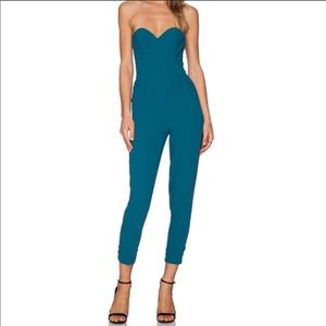 Lovers + friends perfect jumpsuit Revolve